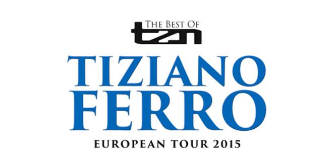 Tiziano Ferro European Tour 2015