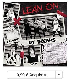 Lean On My Dreams iTunes
