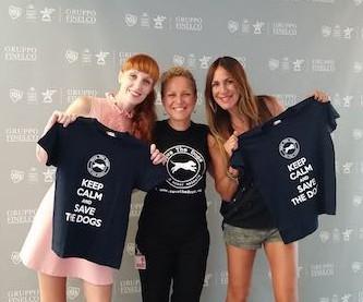 Giulia Salvi, Kris Reichert e Sara Turetta