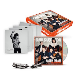 One Direction Made In The A.M. Ultimate edition