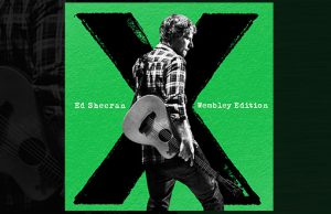 Ed Sheeran X Wembley Edition 2015