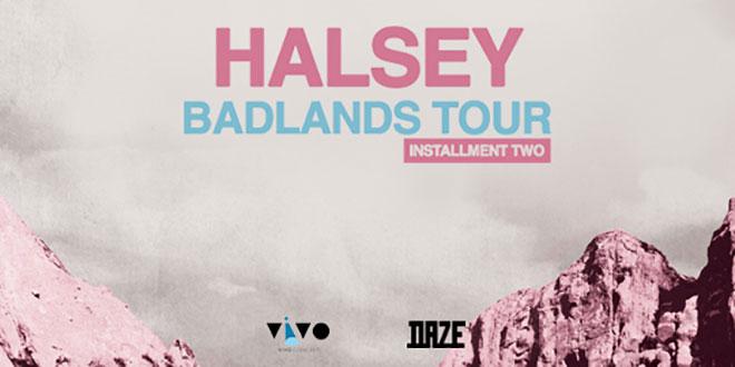 Halsey Fabrique Milano