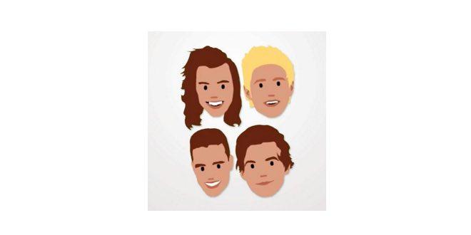 One Direction emoji