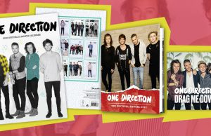 One Direction merchandise 2016