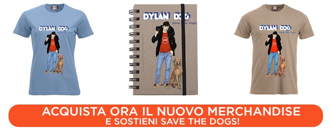 Save The Dogs merchandise