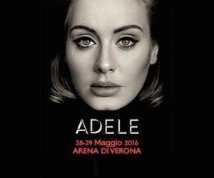 Adele concerto Arena di Verona