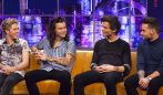 One Direction Jonathan Ross Show