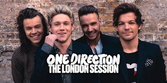 One Direction The London Session