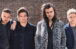 1D Made in The AM photoshoot