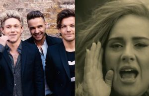 One Direction Adele Hello