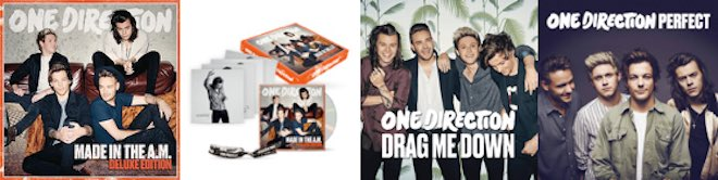 One Direction Made In The AM