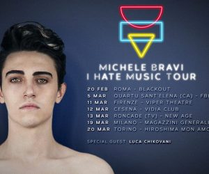 Michele Bravi Tour 2016
