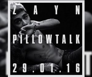 Zayn Malik PILLOWTALK