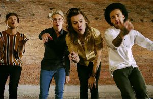 History One Direction video