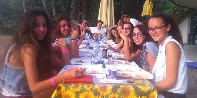 Benji Fede Team World Summer Camp