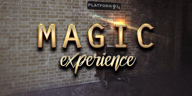 Edimburgo Magic Experience Team World