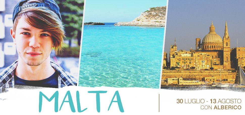 Vacanza Studio a Malta: l\'Estate di Alberico con voi, le foto ...
