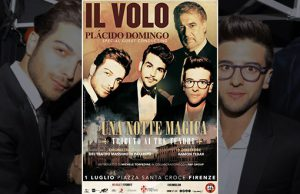 Il Volo Placido Domingo Firenze