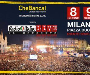 Radio Italia Live concerto 2016