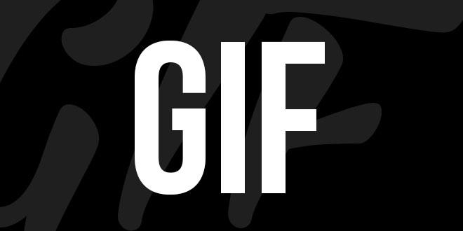 GIF significato