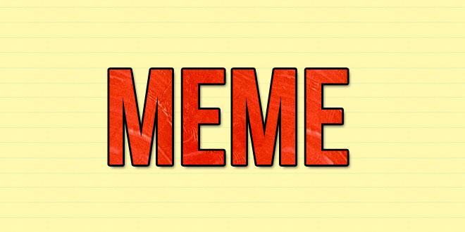 MEME significato