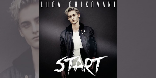Luca Chikovani album Start
