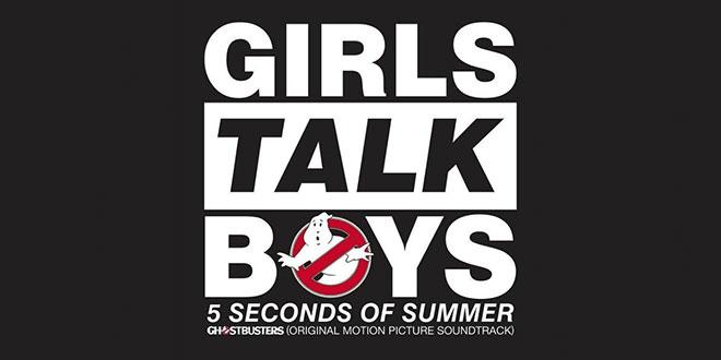 Girls Talk Boys 5SOS testo