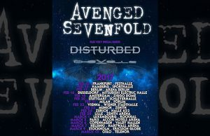 Avenged Sevenfold Italia 2017