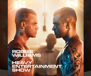 Heavy Entertainment Show Robbie Williams