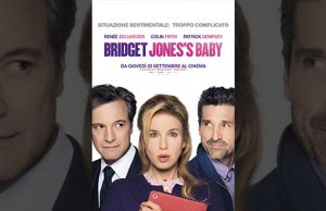 Bridget Jones Baby poster film