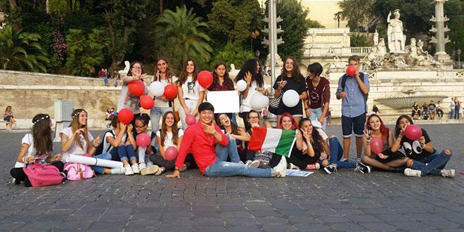 Roma Meet 1D