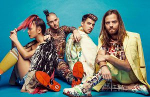 DNCE Joe Jonas band
