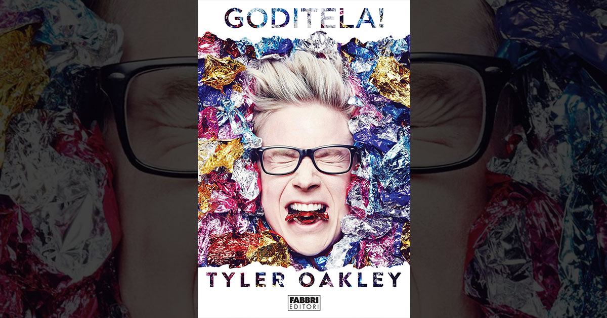 Tyler Oakley Goditela Libro