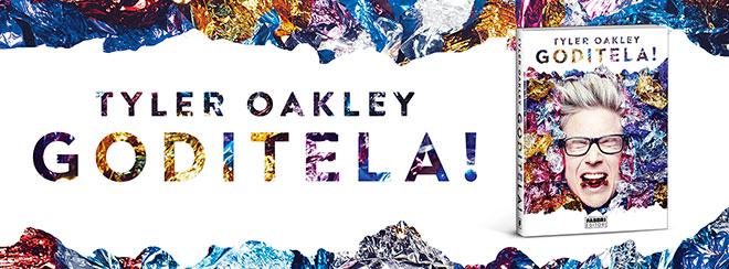 Tyler Oakley libro