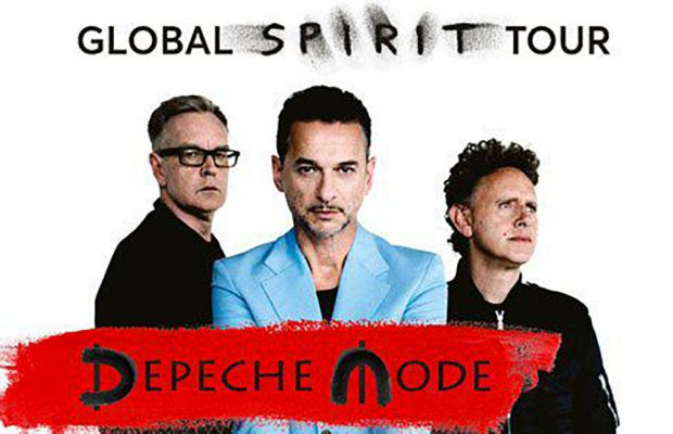 Depeche Mode Global Spirit Tour 2017