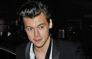 Harry Styles Another Man party Londra
