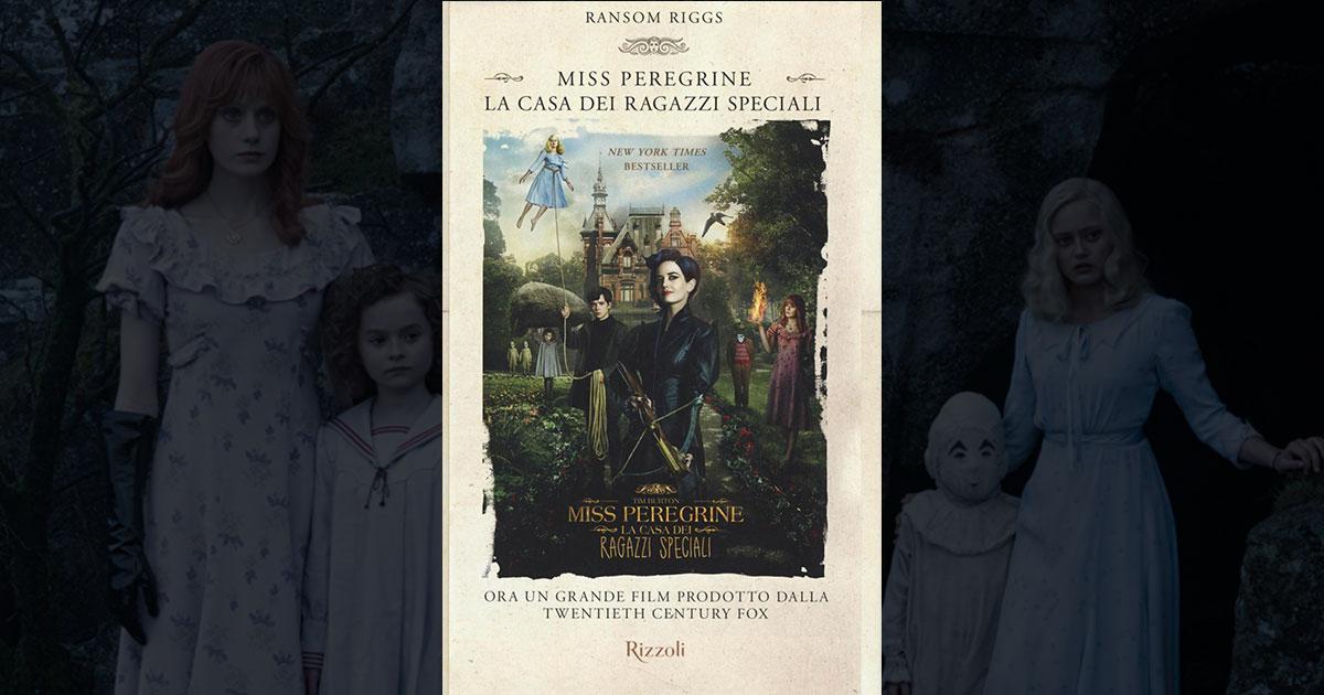 Miss Peregrine libro