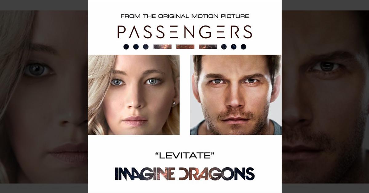 imagine dragons levitate testo e traduzione dal film