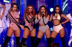 Little Mix Touch X Factor UK