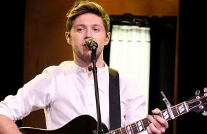 Niall Horan Jimmy Fallon