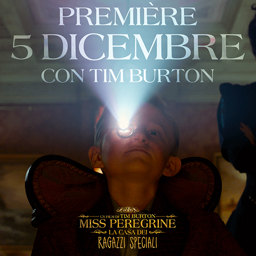Tim Burton Roma