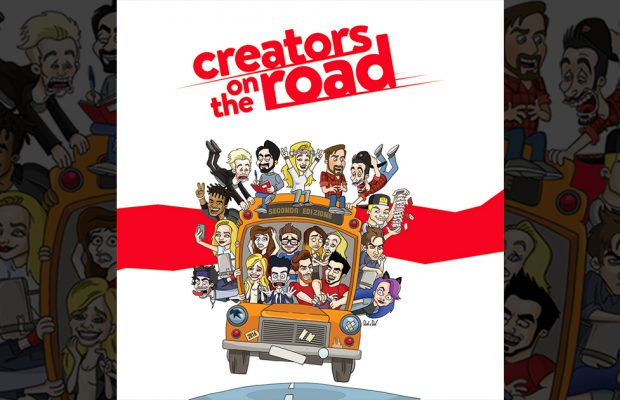 Creators On The Road compilation