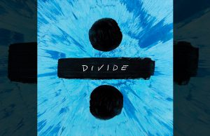 Divide cover album Ed Sheeran