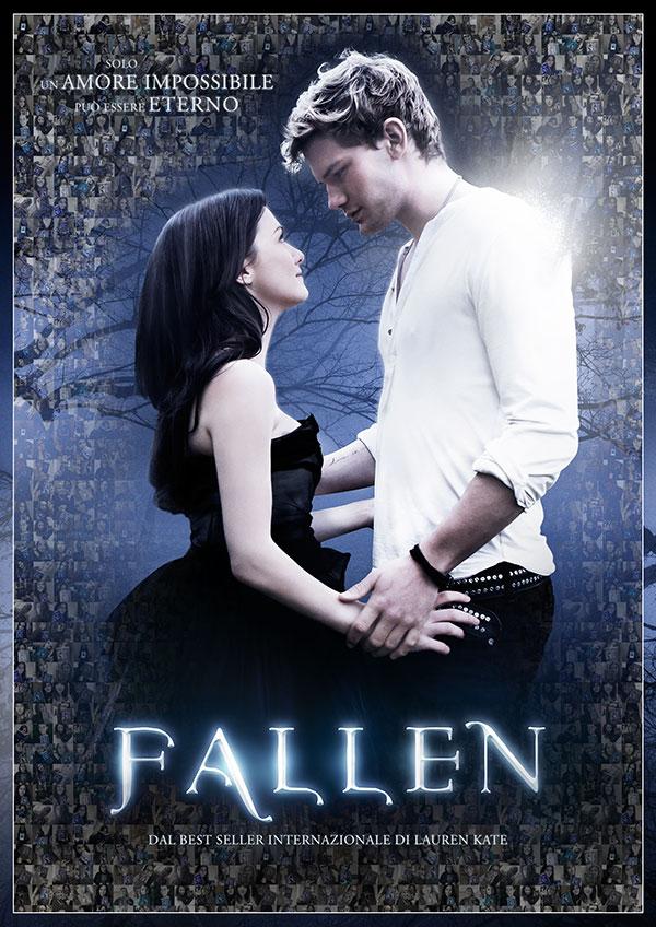 FALLEN fan edition poster