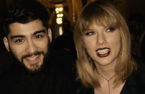 Zayn Taylor Swift video
