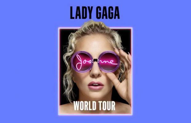 Lady Gaga World Tour 2017