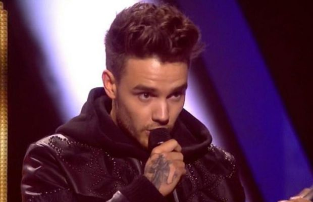 Liam Payne Brit Awards 2017