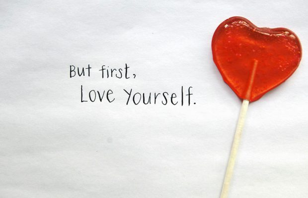 Love Yourself first San Valentino