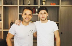 Niall Horan casa Los Angeles