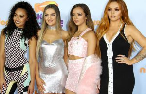 LITTLE MIX KCA 2017